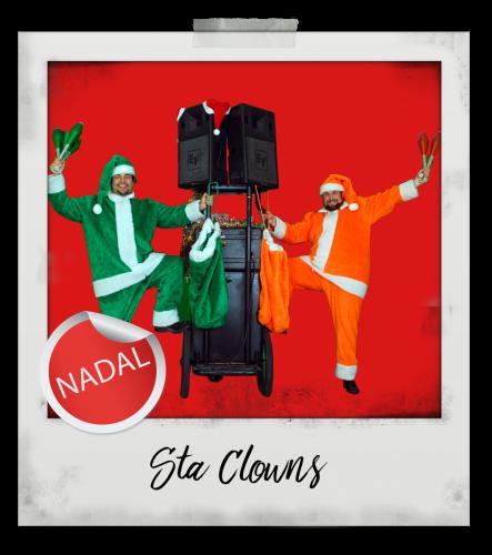 Santa Clowns